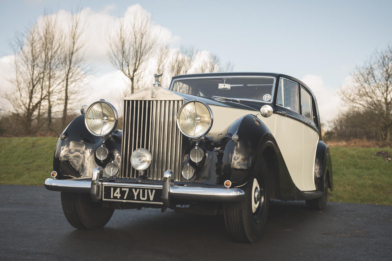 vintage wedding cars wales